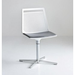 Chaise plastique design AKAMI L.