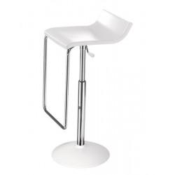 Tabouret designe blanc MICRO A