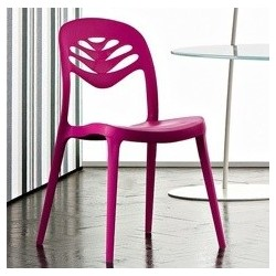 Chaise design plastique FOR YOU 2.