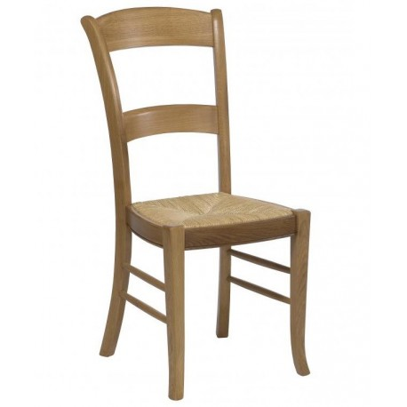 Chaise en bois de style JADE