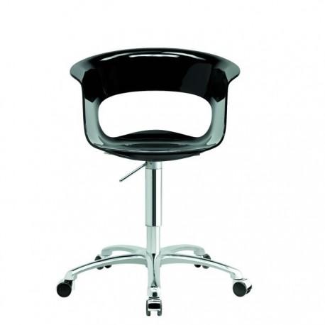 chaise roulante bureau. Black Bedroom Furniture Sets. Home Design Ideas