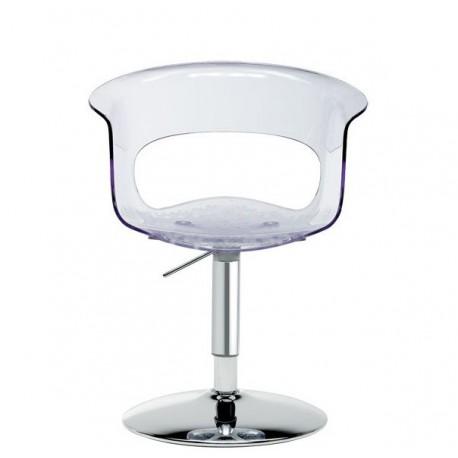 chaise design pour bureau miss b par scab. Black Bedroom Furniture Sets. Home Design Ideas