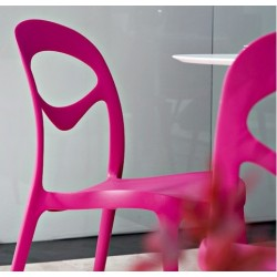 Chaise design en plastique FOR YOU.