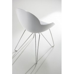 Chaise design COOKIE WIRE