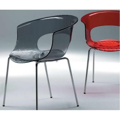 Chaise design MISS B ANTISHOCK