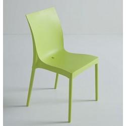 Chaise en plastique design IRIS