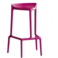 Tabouret de bar design HAPPY