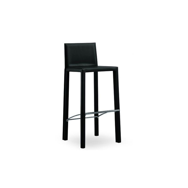 tabouret cuir moderne marseille et tabouret de bar scott en cuir contemporain par airnova. Black Bedroom Furniture Sets. Home Design Ideas