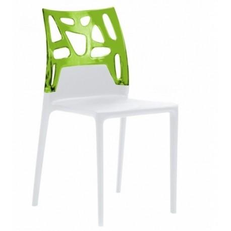 Chaise design EGO Rock par PAPATYA.