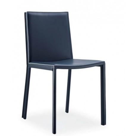 chaise cuir contemporaine airnova et chaise en cuir moderne alexia draguignan st tropez. Black Bedroom Furniture Sets. Home Design Ideas
