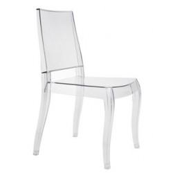 Chaise design plexi CLASS X transparente