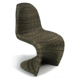 Chaise contemporaine design LUCIE
