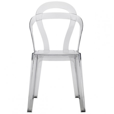 chaises design transparente titi - Chaise Design Transparente