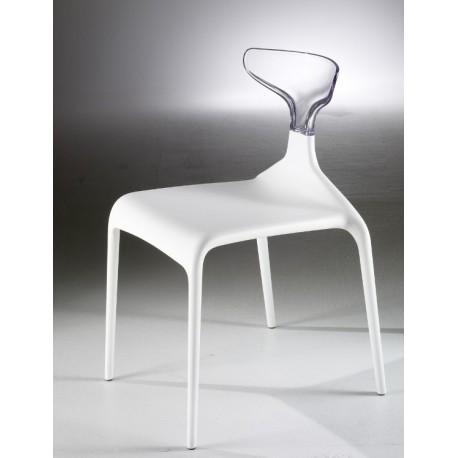 chaise design plastique punk par green - Chaise Design Plastique