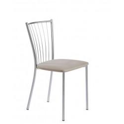 Chaise de cuisine métal RIO