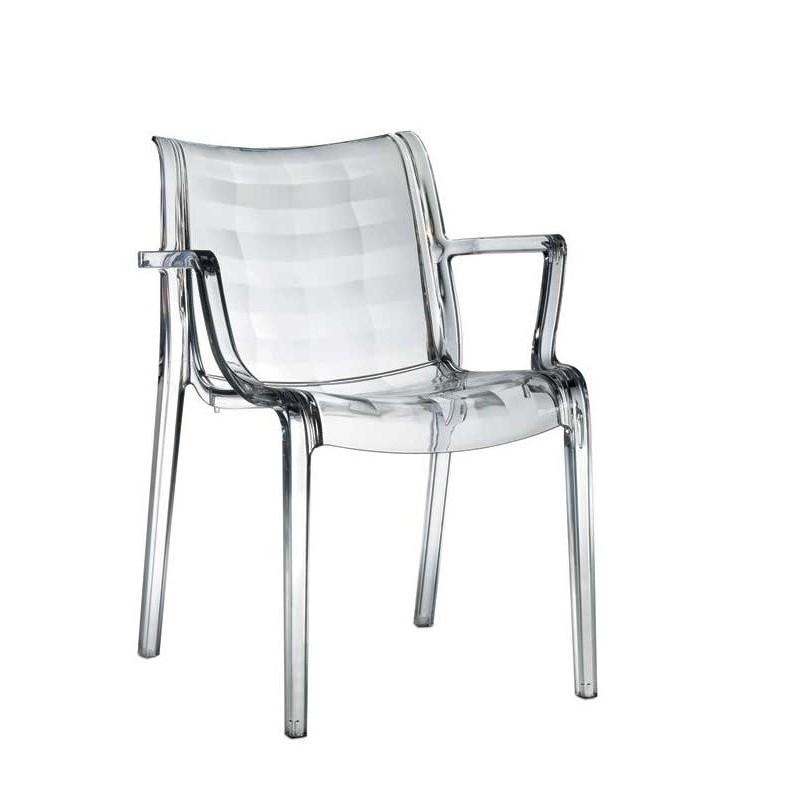 Chaise design polycarbonate extraordinaria par scab - Chaise design polycarbonate ...