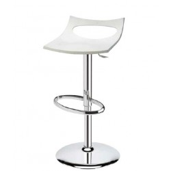 Tabouret design pour bar DIAVOLETTO