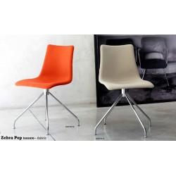 Chaise design ZEBRA POP