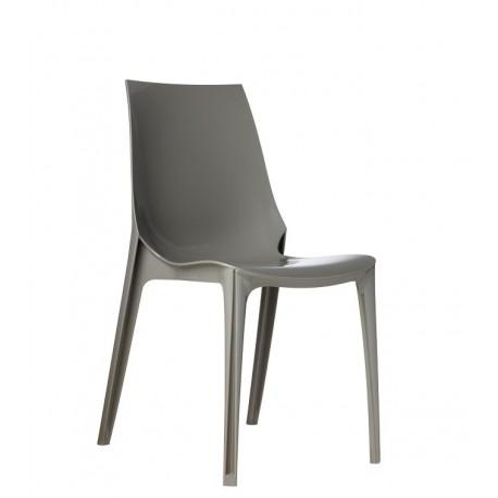 Chaise design VANITY noire