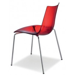 Chaise plastique design DEA