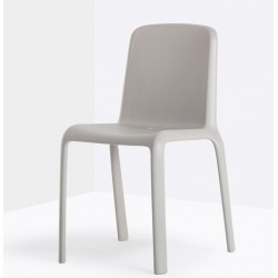 Chaise de jardin SNOW par PEDRALI