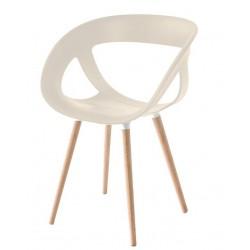 Chaise design MOEMA BL