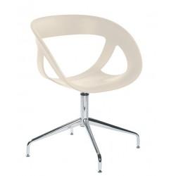 Chaise design visiteur MOEMA L