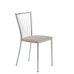 chaise de cuisine mtal rio