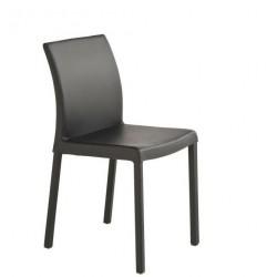 Chaise cuir PRINCE