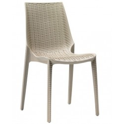 Chaise de jardin design LUCREZIA.
