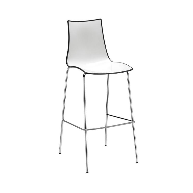 tabouret 65 cm interesting tolix bar stool with backrest. Black Bedroom Furniture Sets. Home Design Ideas